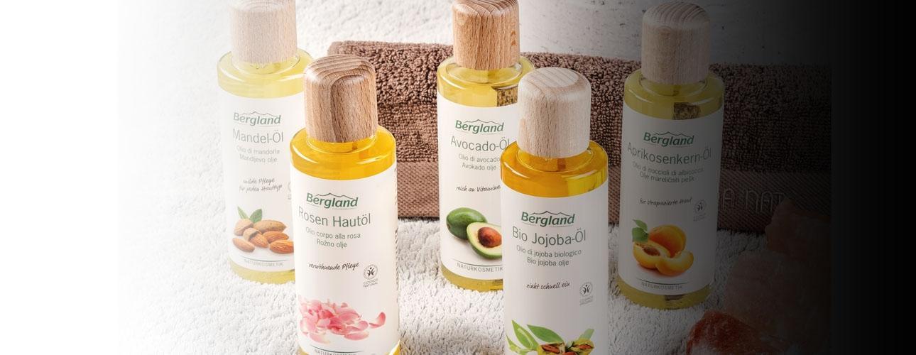 Naravna negovalna oljaza masažo in sprostitev