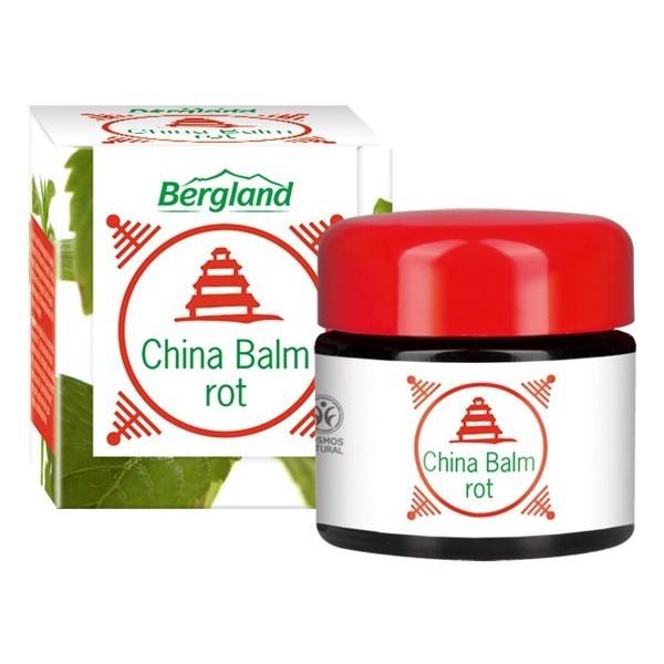 Kitajsko mazilo - CHINA BALZAM rdeč