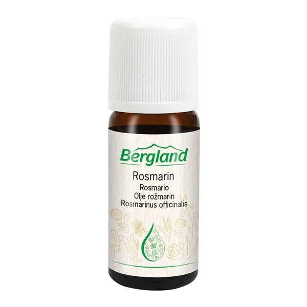 Eterično olje ROŽMARIN (Rosmarinus officinalis) Bergland 10ml