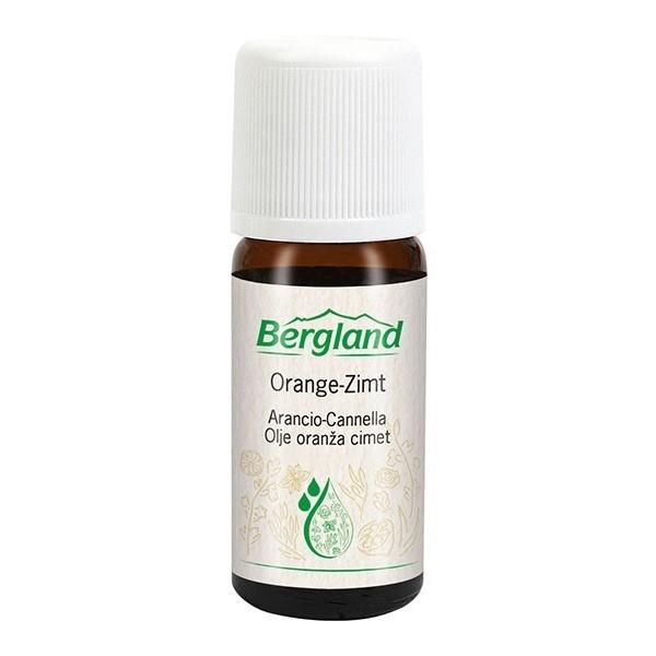 Eterično olje ORANŽA CIMET Bergland 10ml