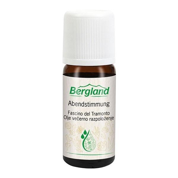 Eterično olje VEČERNO RAZPOLOŽENJE Bergland 10ml