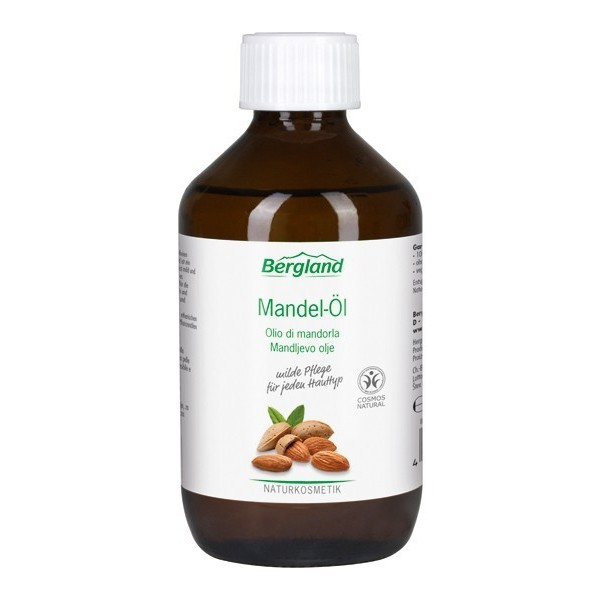 Naravno negovalno olje MANDELJ Bergland 250ml