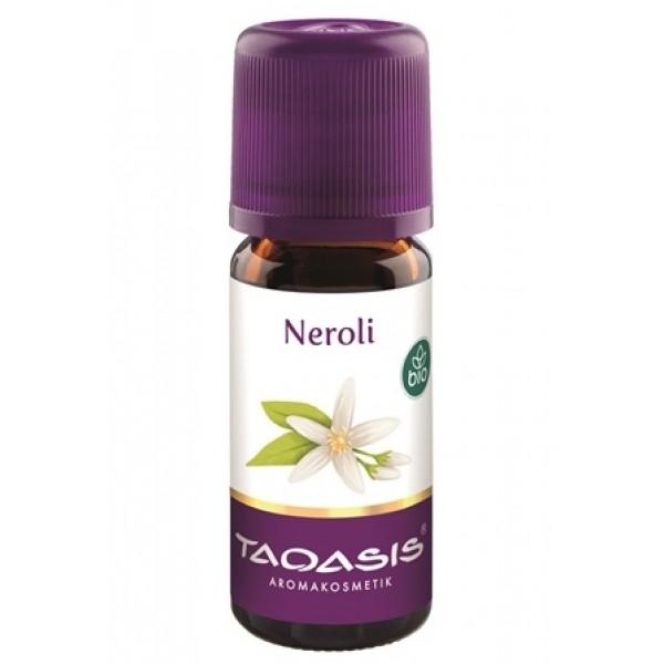 BIO eterično olje NEROLI BIO (2 % v BIO jojoba olju)