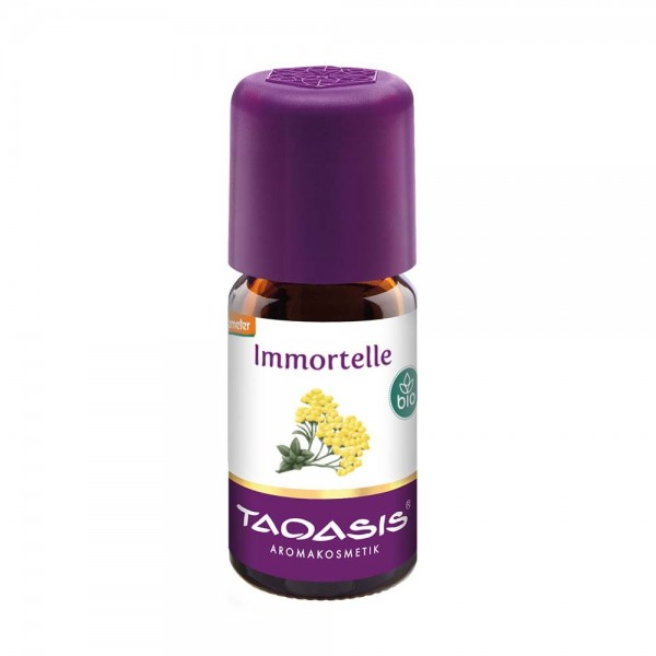 BIO eterično olje IMMORTELLE (Laški smilj) 5ml