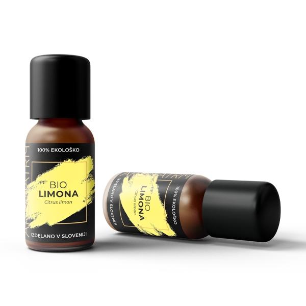 Aromatrip ekološko eterično olje LIMONA