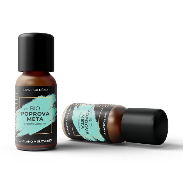 Aromatrip ekološko eterično olje POPROVA META